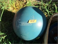 Hammer Bowling Ball