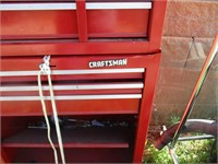 Craftsman Chest over Chest Rolling Tool Box