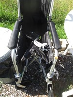 Wheel Chair and Attachments