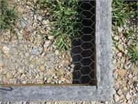 Framed Chicken Wire