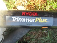 Ryobi Trimmer Plus/Tested and Works
