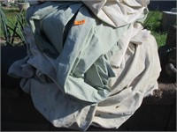 Large Selection of Painters Cloth