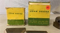 John Deer Under-berated Section Blades and Cap