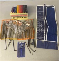 Hex Keys, Allen Wrenches, and Needle Files