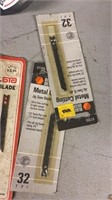 Coping Saw and Scroll Blades