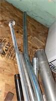 Random Galvanized Pipes