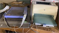 HP LaserJet 1000 series Printer and Minolta