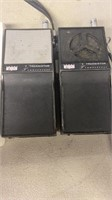 Archer and Arvin Two way Radios