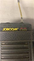 JobCom and Tempo Two way Radios