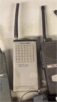 Unpaired Two way Radios