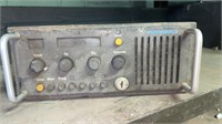 Motorola Com Radio Wabash Ohio Railroad