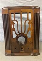 Coconado Wooden Radio Shell
