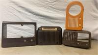 Bakelite Radio Shells