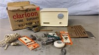Claricon Table Radio Assembly Kit