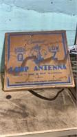 Radio Magnavox, and Antennas