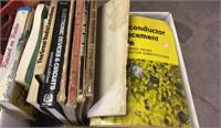 Box of General Radio Guides