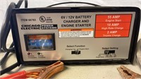 Chicago Electric Batter and Engine Starter