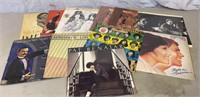33 RPM Vinyl Records