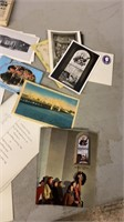 Vintage Advertising, Postcards, Graduation