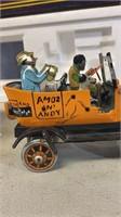 Amos 'n Andy Fresh Air Taxi Cab