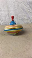 Ohio Art MulBerry Bush Spinning Top in original