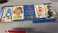 Playing Cards and Game pieces