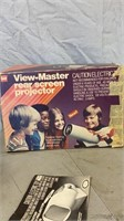Talking View Master Projectors and Reels