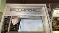 Paul Mitchell Display Shelves