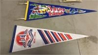 Collection of Pennants