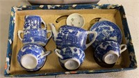 Small Toy Tea Sets