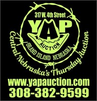 WEEKLY THURSDAY AUCTION