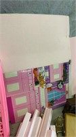 Barbie Townhouse Pieces and Doll house Furniture