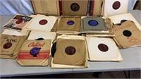 78 RPM Vinyl Records