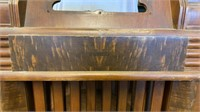 Philco Cabinet for Console Radio