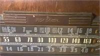 RCA Victor Console Radio