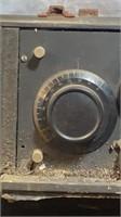 1920s Crosley 51 Two Tube Portable Radio