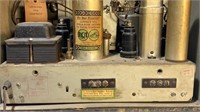 Model 7T RCA Victor Tombstone Radio