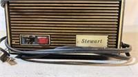 Portable Miltiband Stewart Radio