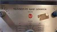 RCA Television/FM Sweep Generator