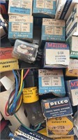 Could, Switches, Relays, Capacitors