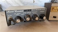 Royce Tester, Model POS 123Z Power Supply