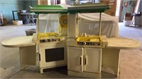 (2) Little Tikes Party Kitchens