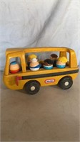 Little Tikes School Bus, Truck and Xylophone
