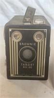 Cine Vue 1939 Worlds Fair & Brownie Target Six-20
