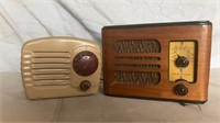 Arvin and Air King Tube Radios