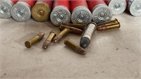 Shot Gun Shells and Random Ammunition