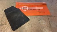 Fender protector and Floor Mat