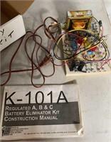 Battery Eliminator Kit