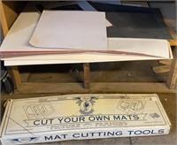 May Cutting Tools and Mats