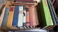 Old Hardback Books